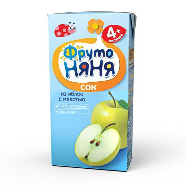 Яблочный сок в домашних условиях грудничку
