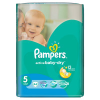 Подгузники Pampers Premium Care Junior 11-18кг 44 шт. (5)