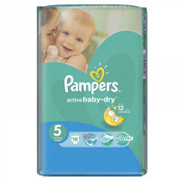 Подгузники Pampers Active Baby  Junior 11-18 кг 16 шт. (5)